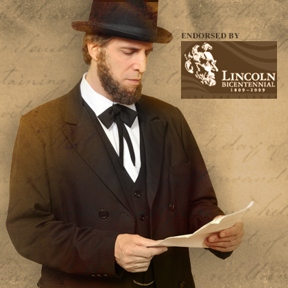 Abe Lincoln: From Railsplitter To President